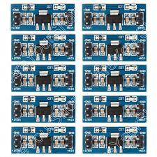 10x AMS1117 3.3V DC Step-Down Voltage Regulator Adapter Spannungsregler Modul