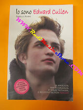 BOOK LIBRO ROBERT PATTINSON Io sono edward cullen TWILIGHT 2009 no cd lp dvd vhs