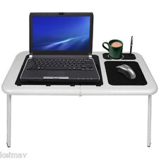 Portable Foldable Laptop E Table Tray Cooling Fan Notebook Tablet SB