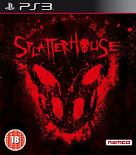 SplatterHouse PS3 *in Excellent Condition*
