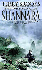 The Wishsong Of Shannara: Number 3 in series, Brooks, Terry Paperback Book
