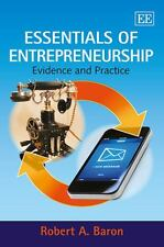 Essentials of Entrepreneurship: Evidence and Practice, , Robert A. Baron, Very G