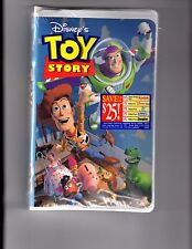 Lot of 13 Copies of Toy Story Tom Hanks & Tim Allen (VHS, Clamshell) Tape  Pixar