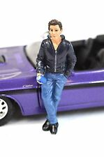 JAMES FIGURE HOLDING CAN AMERICAN DIORAMA HANGING OUT 23953 1:24 ACCESSORY