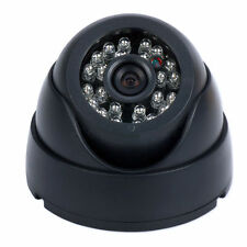 Outdoor Wide Angle Security Video CCTV Dome Camera 3.6mm Lens IR Night vision OL
