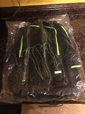 Monster Energy Backpack Brand New Sealed In Plastic. Only 4 Of This Rarity Left