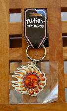 """Sleeping Sun"" 2004 by Yujean M. Dubois Keyring Keychain Key Chain Ring Solar"