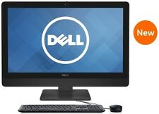 "NEW DELL 23"" LED 3.0GHz DUAL CORE 16GB 1TB HD WINDOWS 7 PRO ALL-IN-ONE + OFFICE"