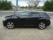 Toyota: Venza V6 AWD Leather Theft Salvage Rebuildable