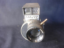 Old Vtg Mansfield Cinepar Holiday Zoom Movie Camera Photography Photo