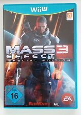 Mass Effect 3 - Special Edition (Nintendo Wii U, 2012, DVD-Box)
