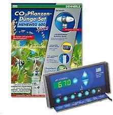 Dennerle Co2-Mehrweg Set Space 600 Special Edition, pH-Controller u. 500g Flasch
