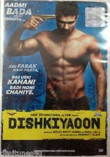 DISHKIYAOON - BOLLYWOOD ORIGINAL DVD - FREE POST
