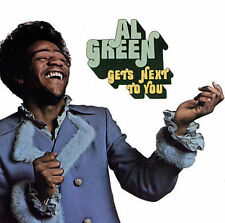 """AL GREEN - """"Al Green Gets Next To You"""" - 70s soul r&b CD - TIRED OF BEING ALONE"""