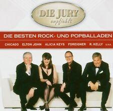 Dieter Bohlen Die Jury empfiehlt-Die besten Rock- und Popballaden (2004, .. [CD]