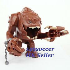 Rancor Star Wars Jabble The Hutt Mini Figures Custom Lego Building Toy Superhero