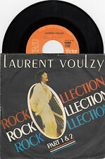 "LAURENT VOULZY BEATELS ROLLING STONES COVERS 1977 VINYL RECORD YUGOSLAVIA 7"" PS"