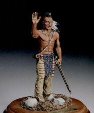 CASTEL MINIATURES 8790/01 - IROQUOIS - 90mm WHITE METAL KIT NUOVO
