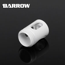 "Barrow G1/4"" White Anti Cyclone Adapter Fitting 3 Hole Watercooling-285"