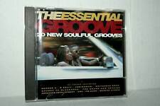 THE ESSENTIAL GROOVE 20 NEW SOULFUL GROOVES CD AUDIO USATO OTTIMO GD1 42317
