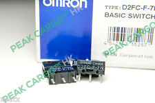 4x OMRON D2FC-F-7N Micro Switches Microswitch RAZER Logitech SteelSeries Mouse