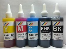 600ML Pigment+UV refill ink for canon printer use 225 226 cartridges
