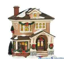 Department 56 Snow Village 808943 Christmas At Grandma's