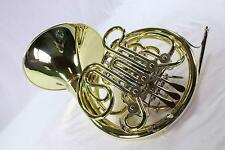 Hans Hoyer Model C12A Custom Double French Horn DISPLAY MODEL QuinnTheEskimo