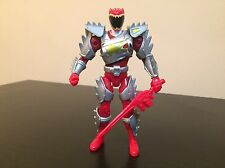 Power Rangers Dino Super Charge Super Drive Red Ranger Figure Bandai 2016