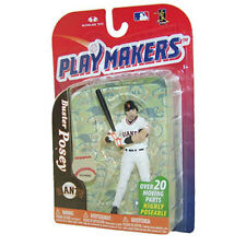 McFarlane Toys (4 Inch) - MLB Playmakers Series 4 - BUSTER POSEY (SF Giants) New