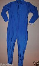 Nwt BalTogs Adult SIZE 6XLARGE  Blue Nylon Lycra costume unitard, jumpsuit #8815