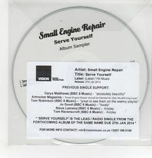 (GH317) Small Engine Repair, Serve Youself - 2014 DJ CD