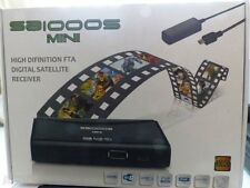 Spiderbox 1000s Mini CHEAP Satellite Receiver HD Free To Air