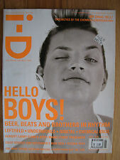 UK I-D Magazine May 1996 Guinevere Van Seenus Chloe Sevigny Chemical Brothers