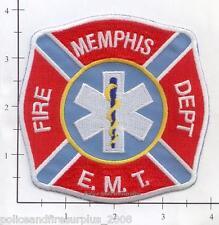 Tennessee - Memphis EMT TN Fire Dept Patch