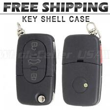 Pack of 2 Remote Key Case Shell For VW Jetta Passat 3+1 Panic ButtonsG