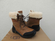 UGG ADIRONDACK II BROWN eVENT WATERPROOF SHEEPSKIN SNOW BOOTS , US 10/ EUR 41