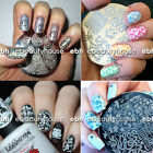 #BP-01-60 New Design DIY Nail Art Image Stamp Stamping Plates Manicure Template