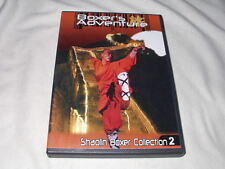 Boxer's Adventure (1979) DVD Shaolin Meng Fei Martial Arts Dubbed in English