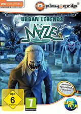 Urban Legends - The Maze (PC)      Neuware
