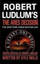 Robert Ludlum's(tm) the Ares Decision-ExLibrary