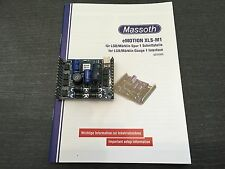 Massoth 8235042 eMOTION XLS-M1 - RhB Ge 4/4 III