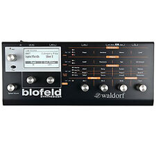 Waldorf Blofeld BLF-1B Digital Desktop Synthesizer Module Limited Edition Black