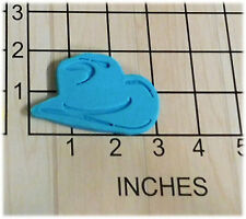 Cowboy Cowgirl Hat Fondant Shaped Cookie Cutter and Stamp #1022