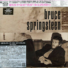 BRUCE SPRINGSTEEN 18 TRACKS JAPAN AUTHENTIC MINI LP CD NEW OUT OF PRINT MHCP-740