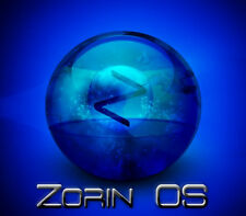 Zorin 11 DVDs 32 & 64 Bit ---  NEWEST VERSION - AMAZING !! ONLY $1.99
