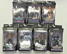 2017 Marvel Legends Guardians of the Galaxy Vol.2  6 Inch Titus BAF Set of 7