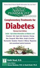 The Natural Pharmacist: Complementary Treatments for Diabetes-ExLibrary