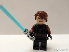 Anakin Skywalker LEGO Minifigure 9515 Star Wars 7931 8098 8037 7669 7675 7680