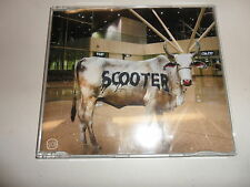 Cd   Scooter  ‎– Behind The Cow